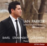 Ravel, Stravinsky, Gershwin