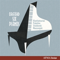 Orford Six Pianos vol.2