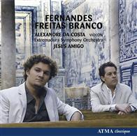 Musica portuguesa - Fernandes, Freitas Branco