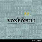 MOZART - BEETHOVEN Adagio et Fugue   Quatuor, op