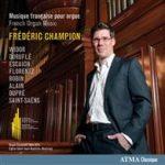 Musique française pour orgue 1