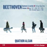 Beethoven Intégrale des quatuors à cordes, Vol. III