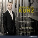 Jean-Willy Kunz au Grand Orgue Pierre-Béique 1