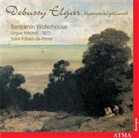 Debussy, Elgar et l'orgue