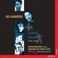 Les lauréats - Prix Québec-Flandre - 1988-2003