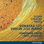 ELGAR, STRAUSS, RAVEL