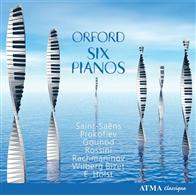 Orford Six Pianos