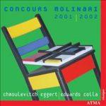 Concours Molinari 2001-2002 1