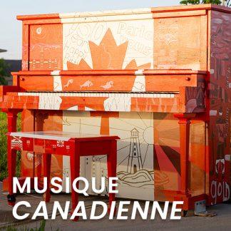 Musique canadienne