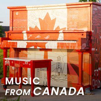 Canadian music